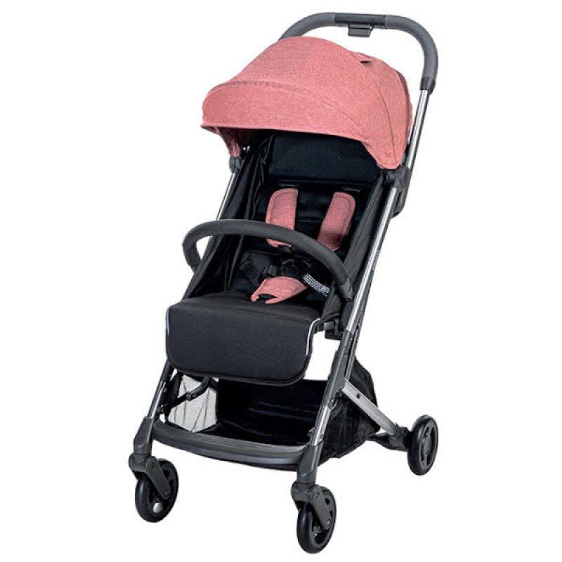 Прогулянкова коляска Espiro Art 08 Pink Wibes