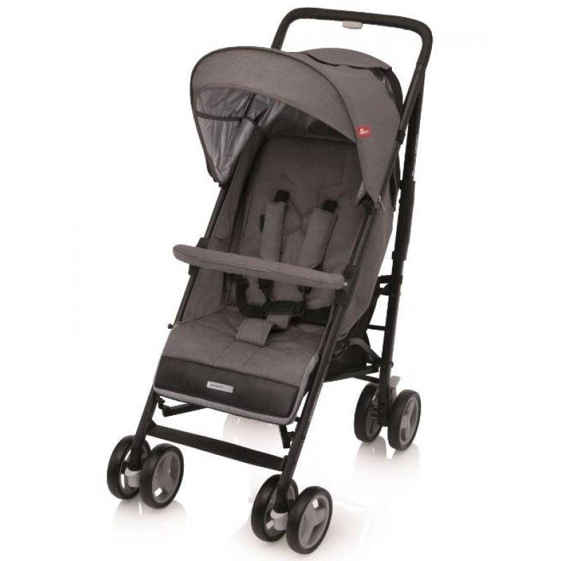 Прогулянкова коляска Espiro Energy 17 Carbon Graphite