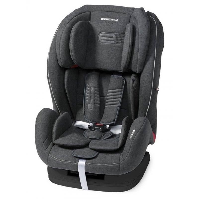 Автокрісло Espiro Kappa New 17 Graphite